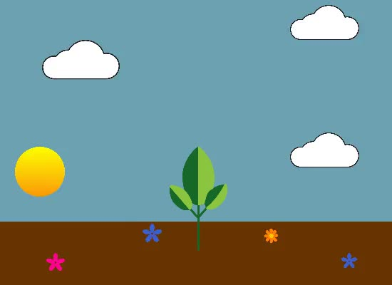 Watch and share Plant Animation GIFs on Gfycat