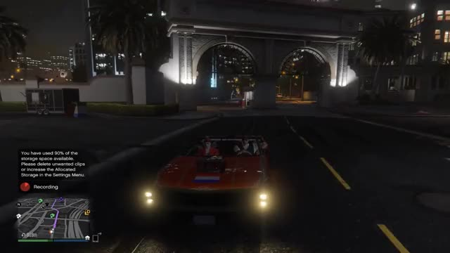 Watch and share GTA V - Bulldozers And Lowriders - Silly Stuff In GTA: Online! GIFs by ptfoholland on Gfycat