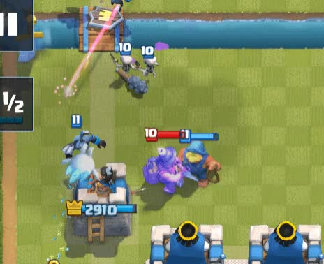 Watch and share SmartSelect 20190901-154509 Clash Royale GIFs on Gfycat