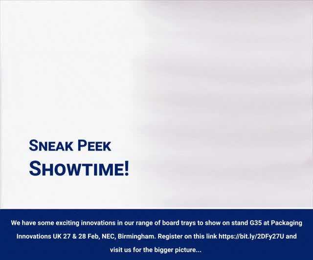 Watch and share MPU Packaging News 1-min GIFs on Gfycat