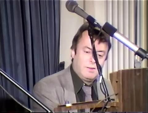 Watch and share Part 1: Bill Donohue Debates Christopher Hitchens GIFs on Gfycat