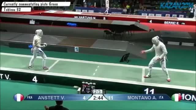Watch and share Nope: Montano V Anstett GIFs on Gfycat