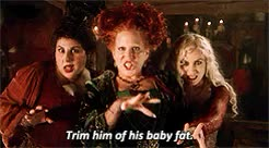 Watch and share Winifred Sanderson GIFs and Sanderson Sisters GIFs on Gfycat