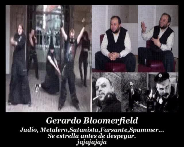 Watch Gerardo Spammer Bloomerfield. GIF by Migui Miguel LB (@miguimiguellb) on Gfycat. Discover more related GIFs on Gfycat