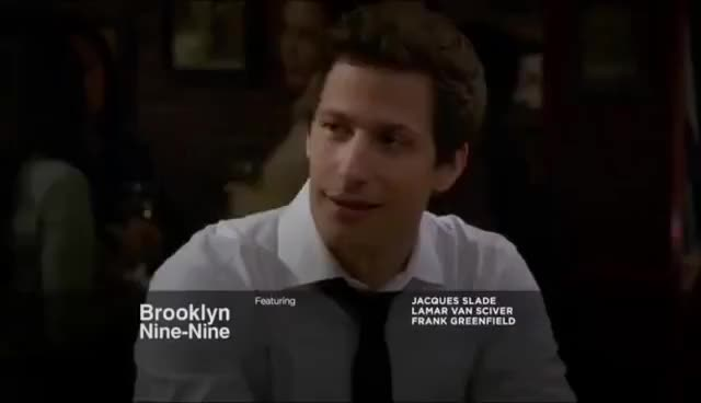 Watch Brooklyn Nine Nine Let's Get Sauced GIF on Gfycat. Discover more related GIFs on Gfycat