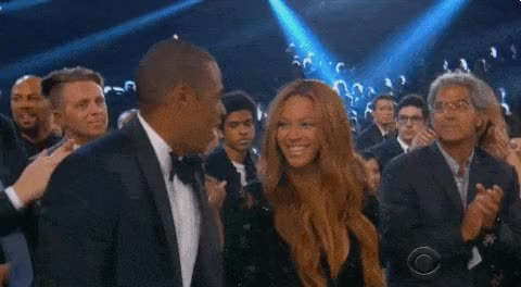 Watch and share Beyonce And Jay Z Embrace GIFs on Gfycat