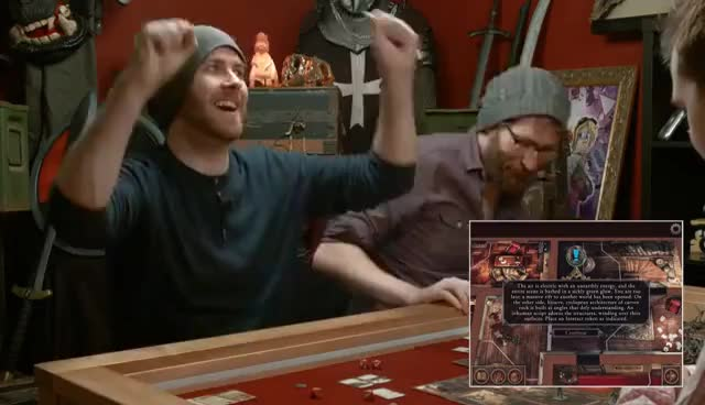 He's Free - Mansions of Madness [#7] GIFs