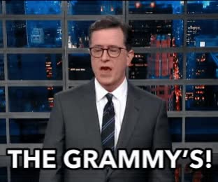 Watch and share Stephen Colbert GIFs and The Late Show GIFs by Reactions on Gfycat