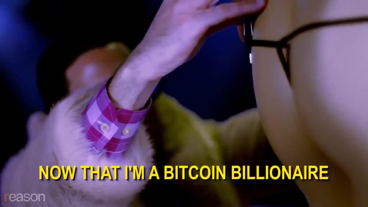 Remy, bitcoin, com, libertarian, reason, reasontv, tv, Remy: Bitcoin Billionaire GIFs