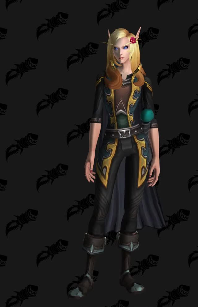 Watch and share Shadestar Wave Pirate Outfit GIFs on Gfycat
