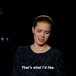 Watch this amy adams GIF on Gfycat. Discover more *, SAME GIRL, amy adams, celebs, same girl GIFs on Gfycat