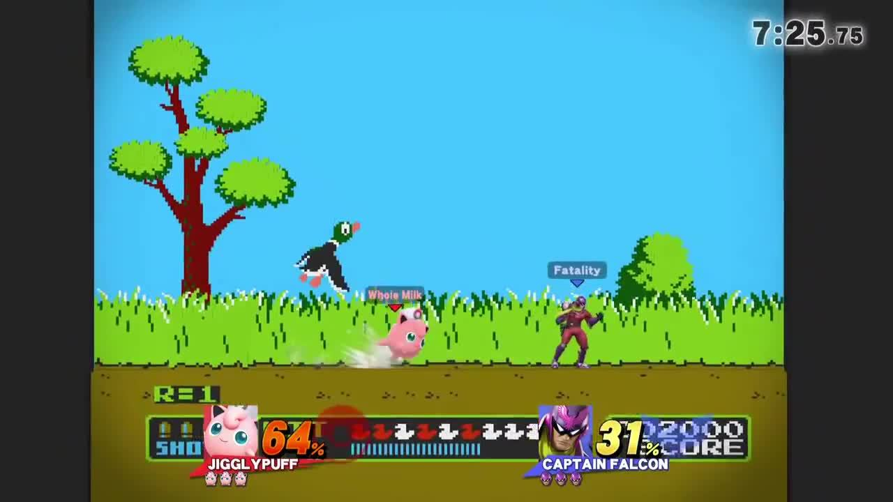 crazyhand, smashbros, A very in-depth guide to Jigglypuff with lots of visual examples (reddit) GIFs