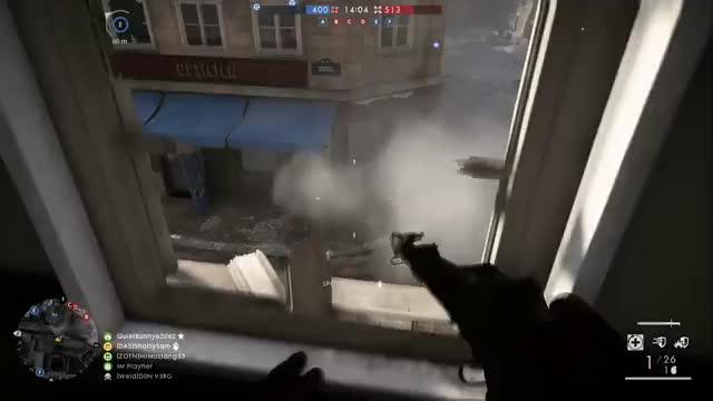 Watch this GIF by xboxdvr on Gfycat. Discover more Battlefield1, ShottySam, xbox, xbox dvr, xbox one GIFs on Gfycat