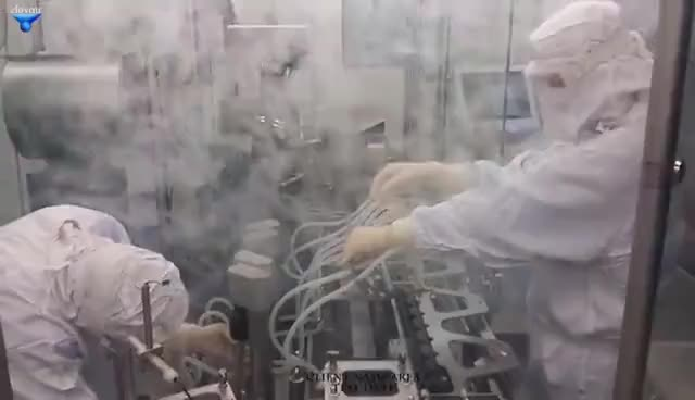 Watch Airflow Visualization Test - Cleanroom GIF on Gfycat. Discover more related GIFs on Gfycat
