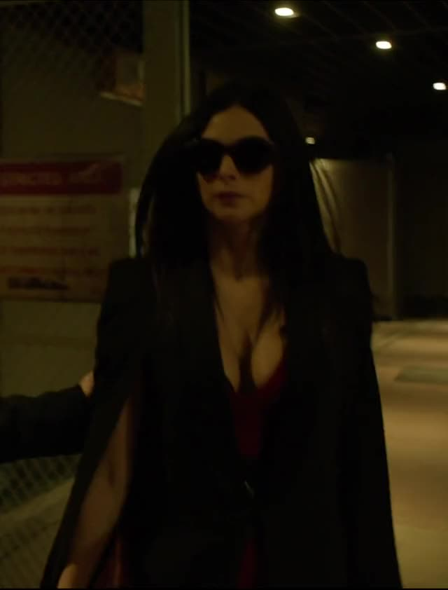 Watch and share Morena Baccarin GIFs on Gfycat