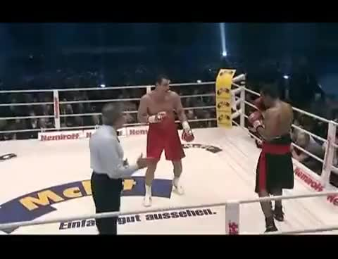 Watch Klitschko vs Chambers KO GIF on Gfycat. Discover more Chambers, Klitschko GIFs on Gfycat