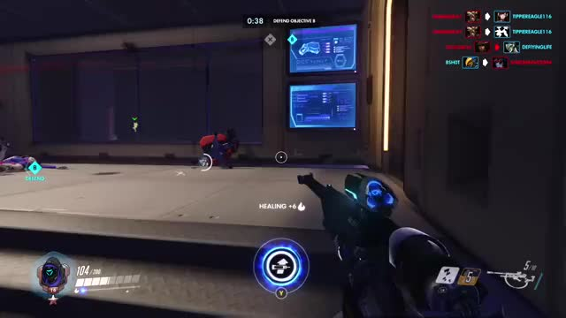 Watch Bedtime  GIF by Xbox DVR (@xboxdvr) on Gfycat. Discover more MADMOBY, OverwatchOriginsEdition, xbox, xbox dvr, xbox one GIFs on Gfycat