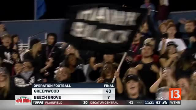 Watch and share Plainfield At Decatur Central 10.20.2017 GIFs on Gfycat