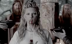 Watch - archangel - GIF on Gfycat. Discover more historyvikings, katheryn winnick, lagertha, my gifs, vikings, vikingsedit, xxarchangelxx GIFs on Gfycat
