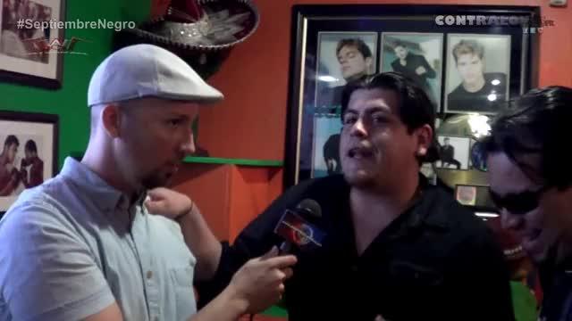 Watch Ricardo Rodríguez: GIF by Blaze Inferno (@metaknightxprophets) on Gfycat. Discover more 2014, Contralona, Lucha Libre, Ricardo Rodriguez (Person), Ricardo Rodríguez, Septiembre Negro, WWC GIFs on Gfycat