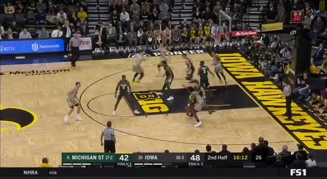 Watch and share MSU Iowa Full Game GIFs by gyrateplus on Gfycat