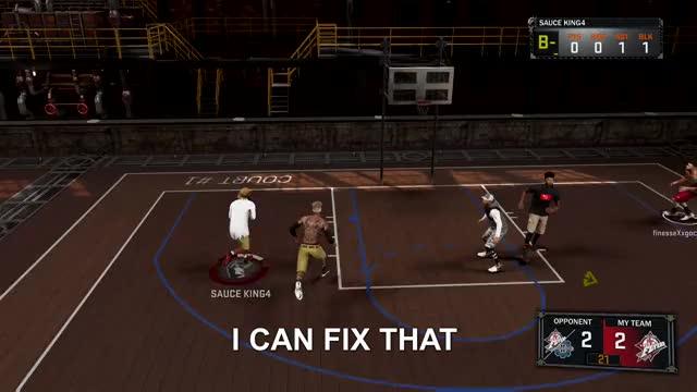 Watch ALEX GIF by Gamer DVR (@xboxdvr) on Gfycat. Discover more NBA2K17, SAUCE KING4, xbox, xbox dvr, xbox one GIFs on Gfycat