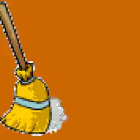 Watch and share Animated Broom Photo: Broom Animated_broom.gif GIFs on Gfycat
