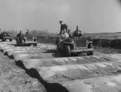 WW2 Jeep GIFs