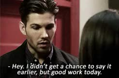 Watch and share Victoria Justice GIFs and Casey Deidrick GIFs on Gfycat