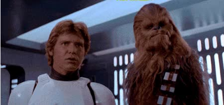 Watch and share Han Solo GIFs on Gfycat