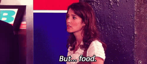 But... Food. GIFs