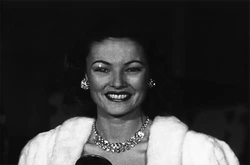 Watch and share The Razor's Edge GIFs and Gene Tierney GIFs on Gfycat