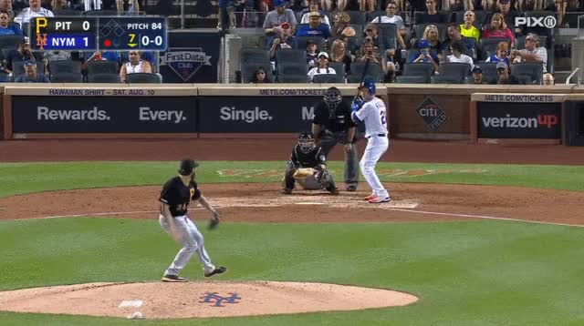 Watch and share Pittsburgh Pirates GIFs and New York Mets GIFs by _ben_clemens on Gfycat