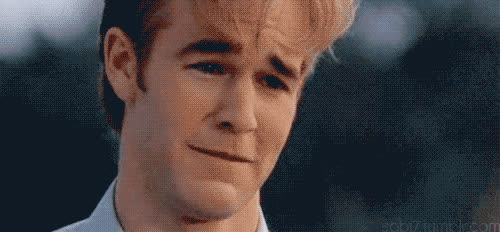 james van der beek, The Perth rope technician reportedly left some of the ladies vying for his affections disappointed. GIFs