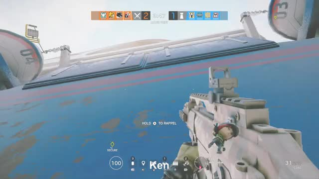 Watch R6s GIF by Gamer DVR (@xboxdvr) on Gfycat. Discover more Exvolic, TomClancysRainbowSixSiege, xbox, xbox dvr, xbox one GIFs on Gfycat