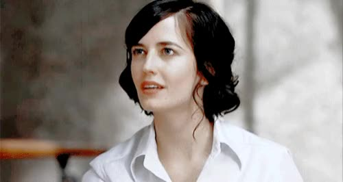 Watch and share Jordan Scott GIFs and Eva Green GIFs on Gfycat