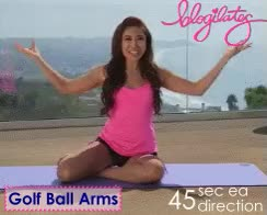 Watch and share Golf Ball Arms GIFs on Gfycat