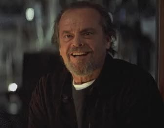 Watch and share Jack Nicholson GIFs and Celebs GIFs by Streamlabs on Gfycat