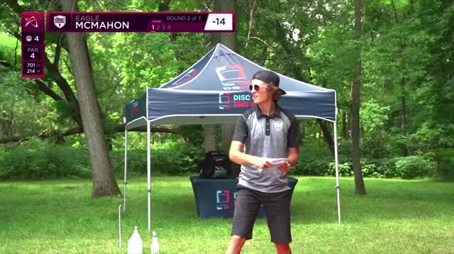 Watch and share Eagle Mcmahon Preserve Hole 4 Roller GIFs by Benn Wineka UWDG on Gfycat
