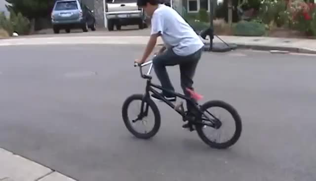 Watch and share How To Footjam Tailwhip BMX GIFs on Gfycat