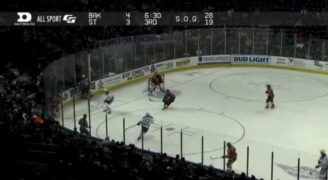 Watch and share Puljujarvi Set Ups In Bakersfield GIFs by cultofhockey on Gfycat