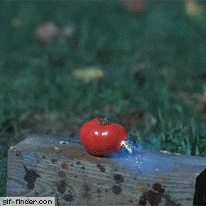 Watch and share Blowing-Up-Tomato-iloveimg-compressed-iloveimg-compressed GIFs on Gfycat