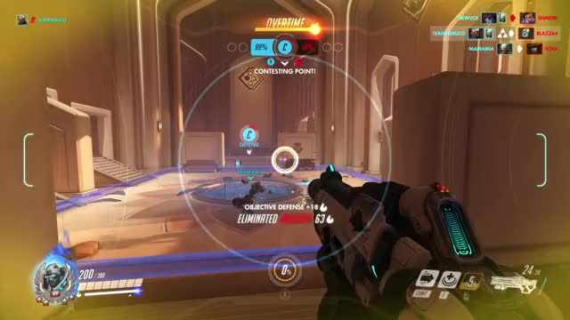 Watch and share Overwatch GIFs and Soldier GIFs by Ivan Panuco on Gfycat