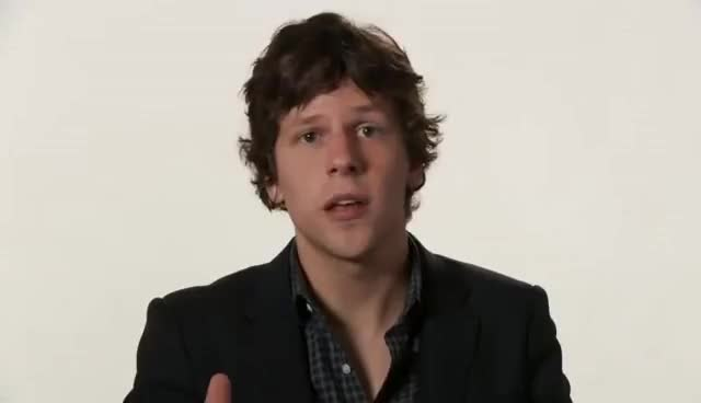 Watch this trending GIF on Gfycat. Discover more eisenberg, jesse GIFs on Gfycat
