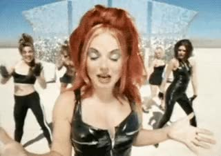 Watch and share First Cassette: Spice Girls'Spice GIFs on Gfycat