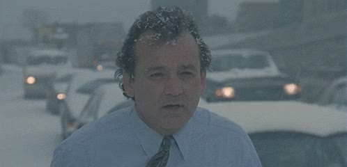Watch and share Bill Murray GIFs and Brrr GIFs by Reactions on Gfycat
