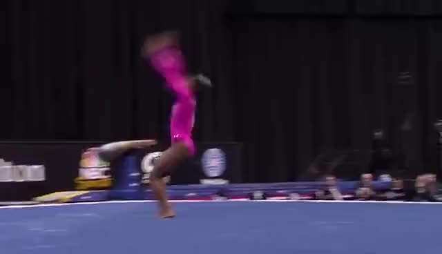 Watch Simone Biles GIF on Gfycat. Discover more gymnastics, simone biles GIFs on Gfycat