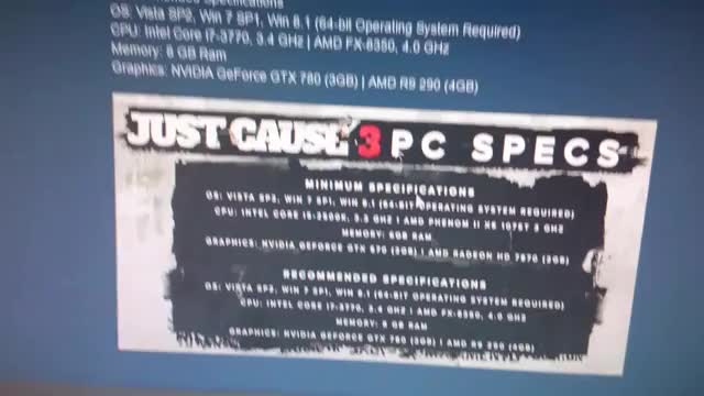 Watch and share When You Can't Afford An Upgrade Nor Just Cause 3 (reddit) GIFs on Gfycat