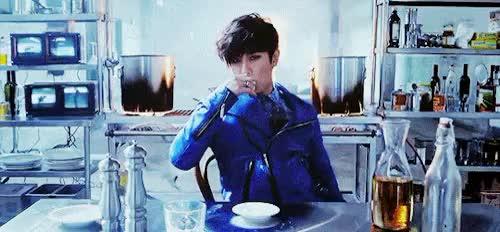 Watch Dongwan & JunJin Shinhwa - Sniper MV Teaser GIF on Gfycat. Discover more Dongwan, I CAN FEEL IT!, I love all of Shinhwa, JunJin, Kpop, Kpop 2015, SNIPER WILL BE EPIC!, Shinhwa, WanJin, but these two are my bias GIFs on Gfycat