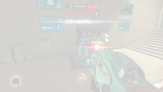 Watch Pointless gameplay GIF by @djnob0d on Gfycat. Discover more Overwatch, ana, highlight GIFs on Gfycat
